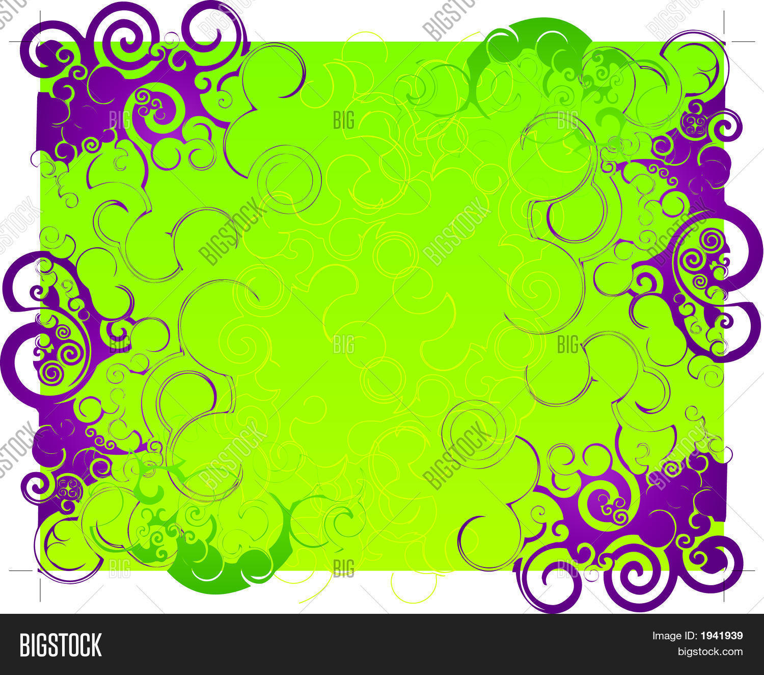 purple green abstract background vector photo bigstock. Black Bedroom Furniture Sets. Home Design Ideas
