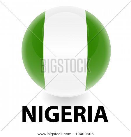 Orb Nigeria Flag