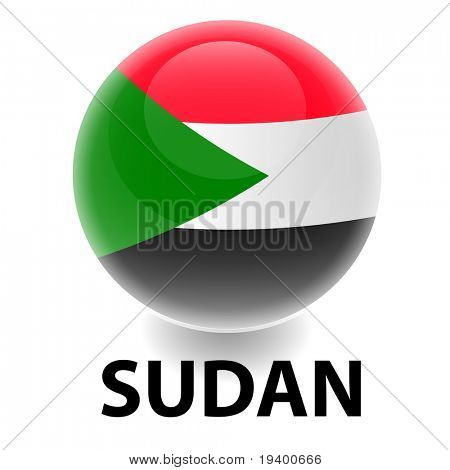 Orb Sudan Flag