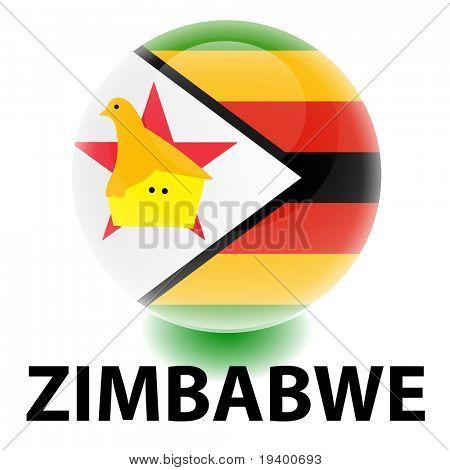 Orb Zimbabwe Flag