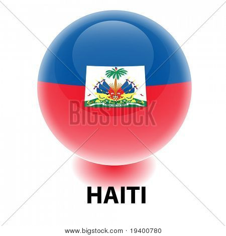 Orb Haiti Flag