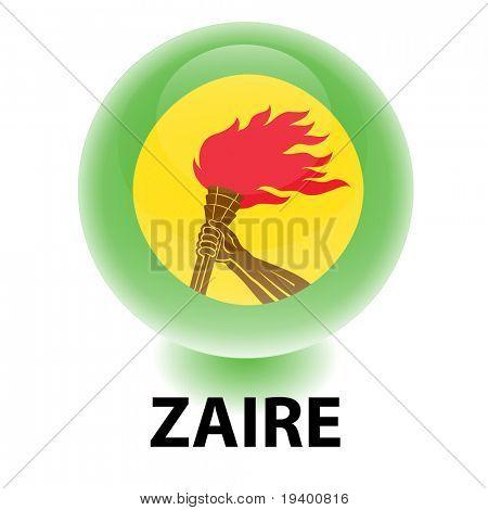 Orb Zaire Flag