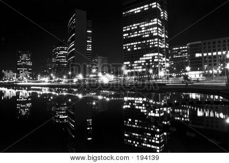 Oakland At Night