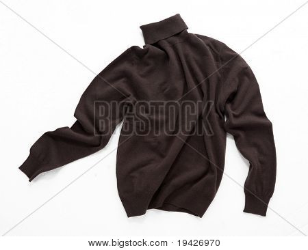 polo neck sweater free style