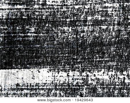 Textura de trazo de pincel alta magnificación