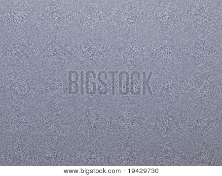 silver metallic casing surface texture
