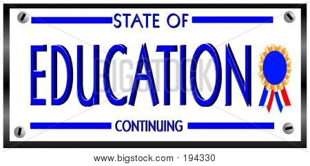 Stand der Bildung