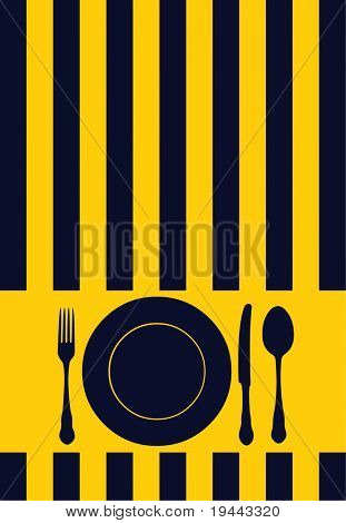 Food / Restaurant / Menu / Card design