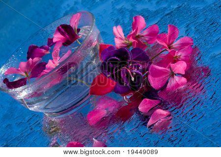 fragrant flower water