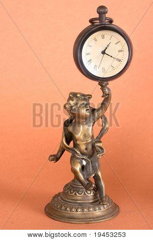 antique mantel clocks angel