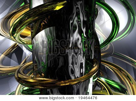 Liquid Metall & Toruses