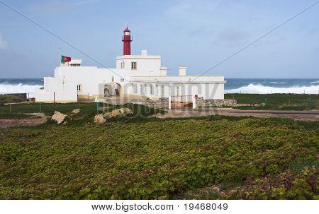 Raso Cape Lighthouse