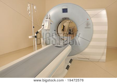 Magnetic Resonance Imaging machine - a series of MRI.