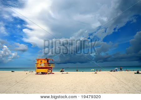 South Beach Miami, Florida.