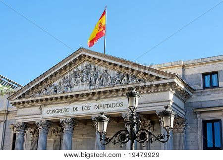 Congress of Deputies, Madrid, Spain