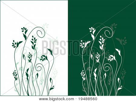 floral background. Refined and beautiful. Ideally for your use