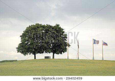 Austerlitz - Zuran hill
