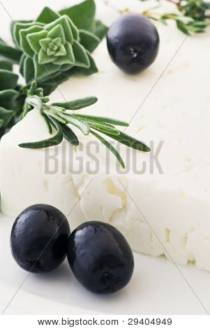 Feta with Herbs