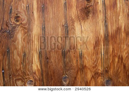 Ome Hundred Year Old Wood