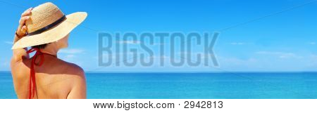 Bandera de playa