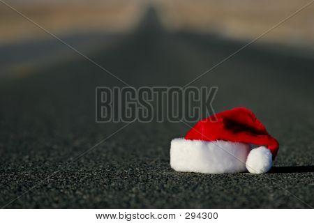 Sombrero de Santa perdido