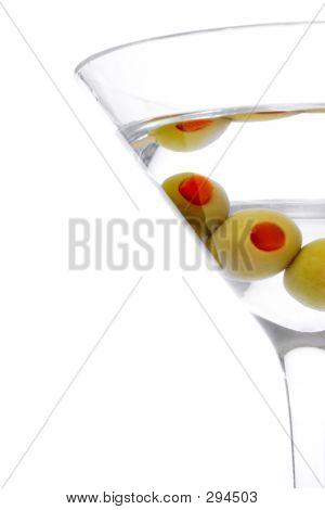 3 Olive Martini