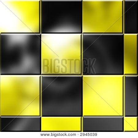 Golden Chessboard
