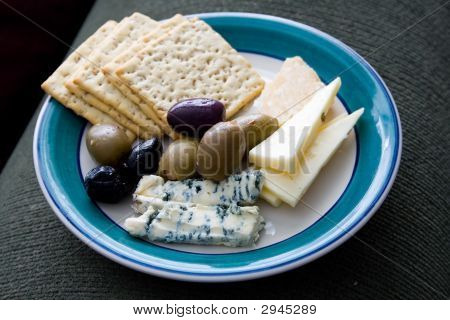 Cheese Plate 03