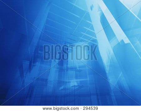 Architectural Blue