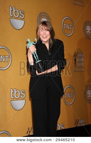 LOS ANGELES - JAN 29:  Sissy Spacek in the Press Room at the 18th Annual Screen Actors Guild Awards at Shrine Auditorium on January 29, 2012 in Los Angeles, CA