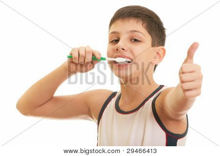 I Like Brushing Teeth