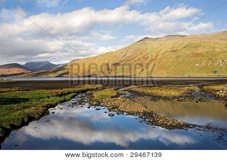 Leenane, Connemara landscape