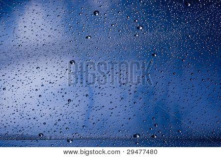 Droplet Background