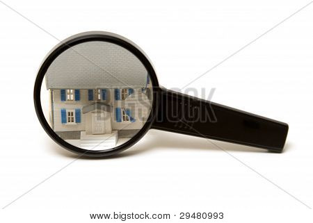 Home Inspection Concept