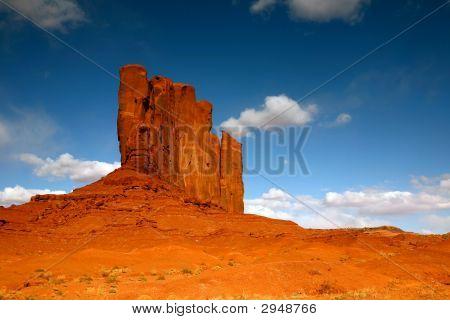 Cuadro perfecto en Monument Valley Arizona