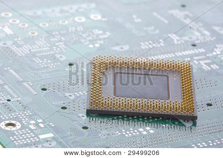Processor On The Motherboard