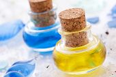 stock photo of massage oil  - Massage Oil - JPG