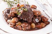 foto of red shallot  - Boeuf Bourguignon - JPG