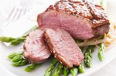 pic of barbary duck  - Duck breast fillet - JPG