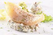 picture of faber  - Fish fillet with avocado cream - JPG