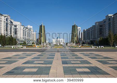 Nurzhol Boulevard