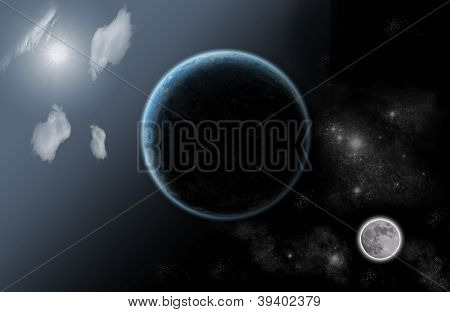 System Solar Universe