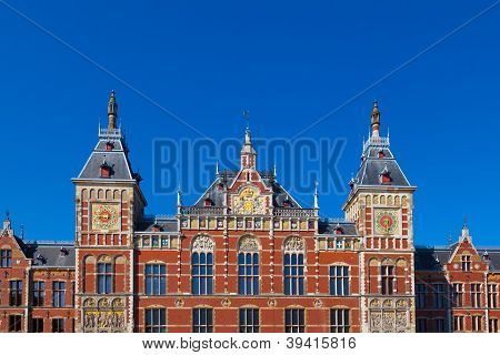 Amsterdam Centraal, The Netherlands