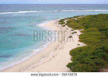 Coast Of Barbuda