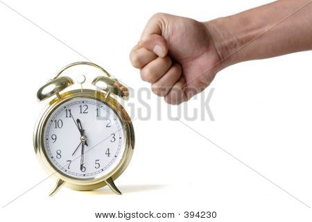 Punching The Clock