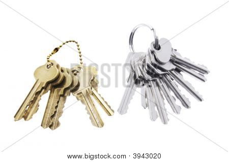 Bunches Of Keys