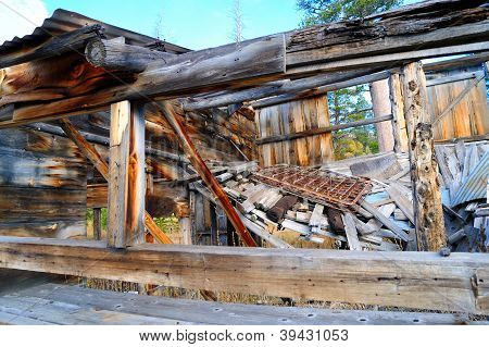 Old Decaying House