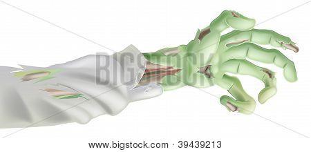 Halloween Zombie Arm