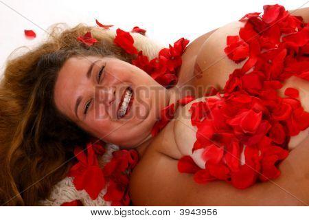 Valentine\'s Day Woman