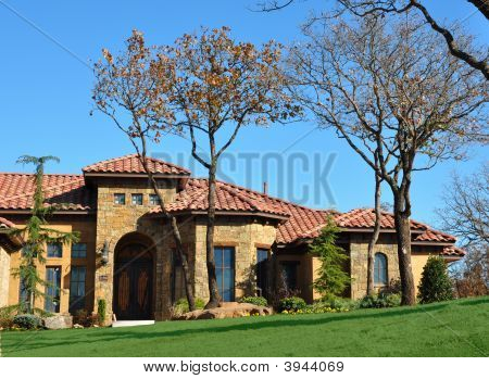 Spanish Style Executive Home